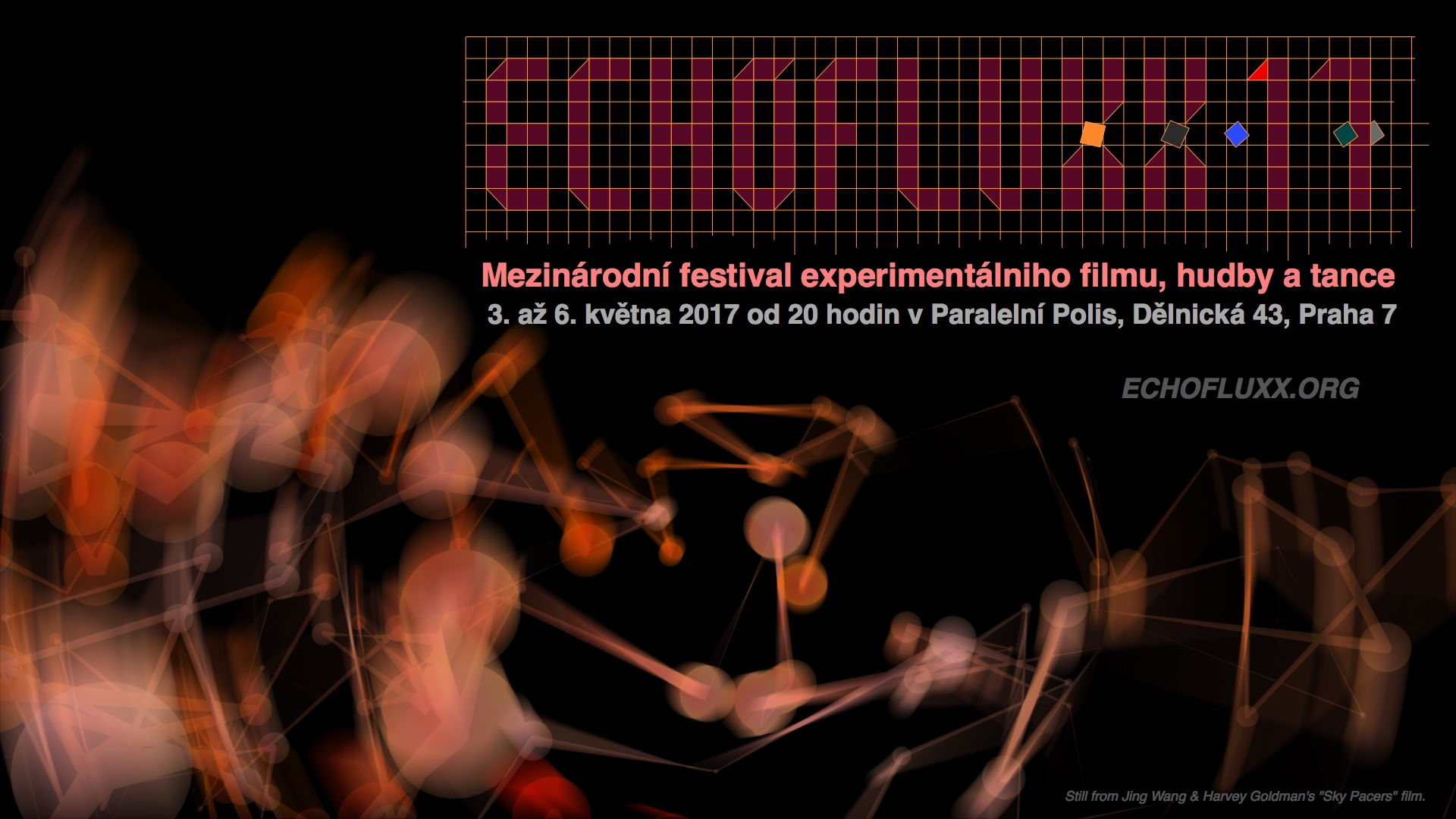 Echofluxx 17 Festival of New Media Art and Music Paralelni Polis