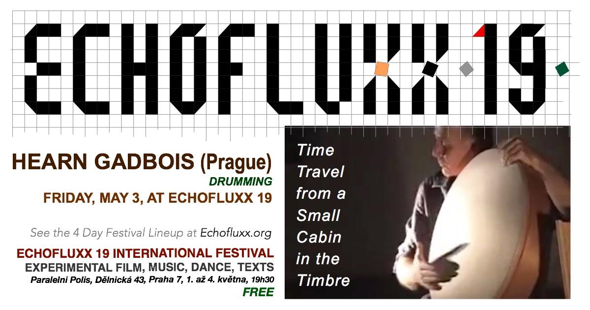 Echofluxx 19, Festival of New Media, Film, Art and Music